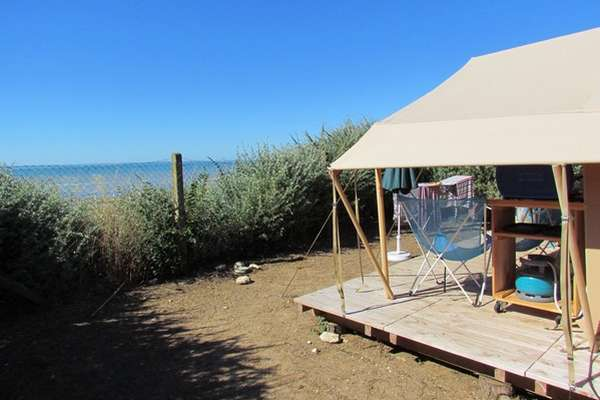 Camping Huttopia Côte Sauvage