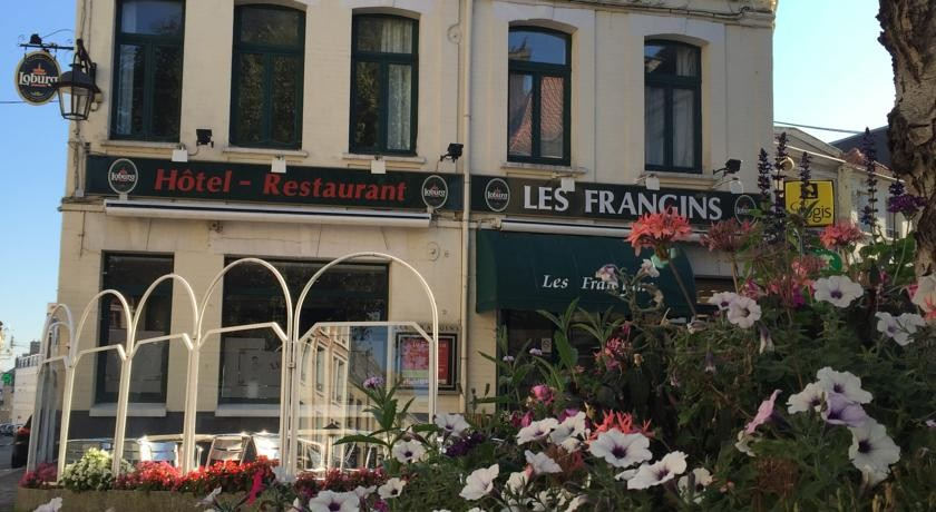 H tel restaurant les frangins for Restaurant les frangins