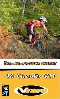 Ile-de-France Ouest 45 circuits VTT