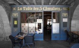 La Table des 3 Chevaliers