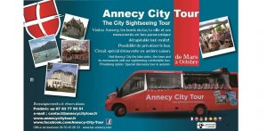 Annecy City Tour