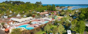 Camping Sanguinet Plage
