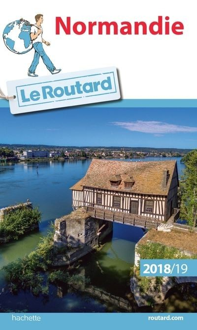 Guide du Routard Normandie 2018/19